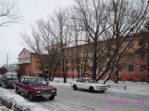 Фотогалерея ЦРБ до ремонта